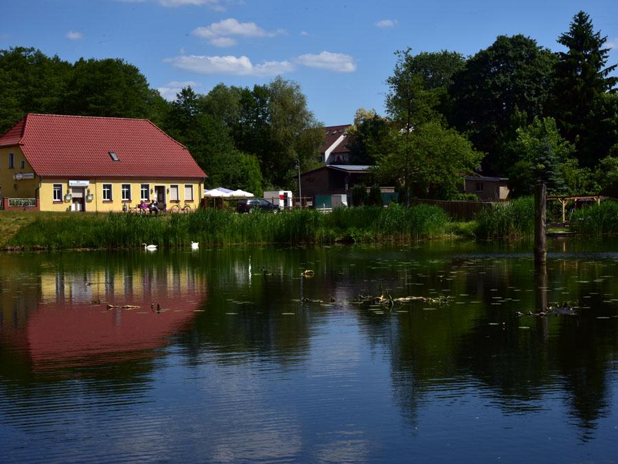 Friedrich-Wilhelm-Kanal Ufer